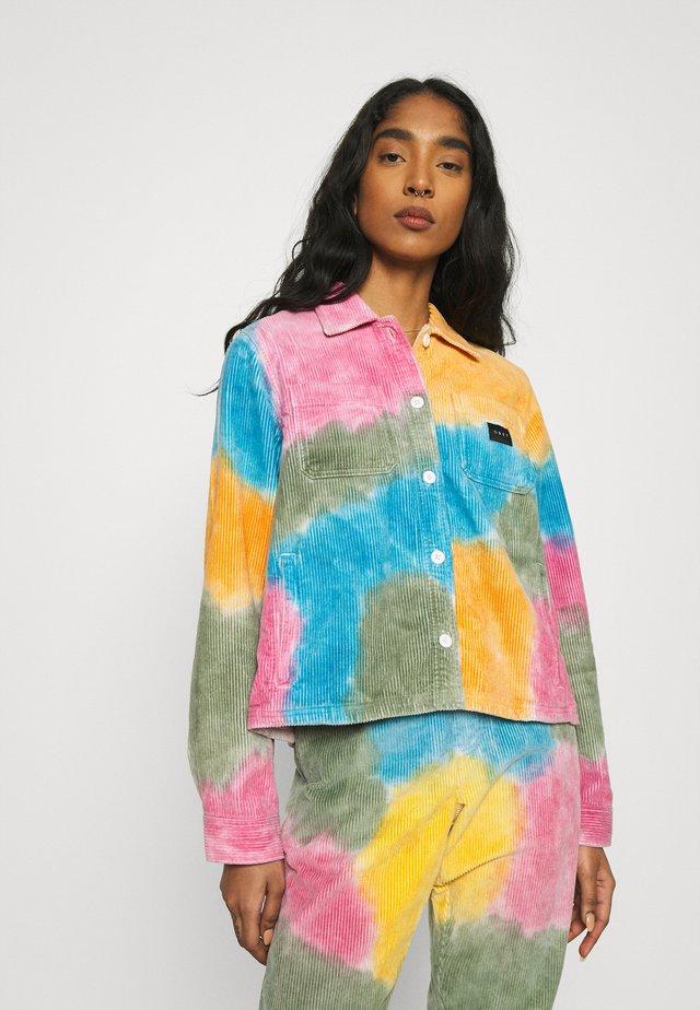 SPLASH JACKET - Lett jakke - multicoloured