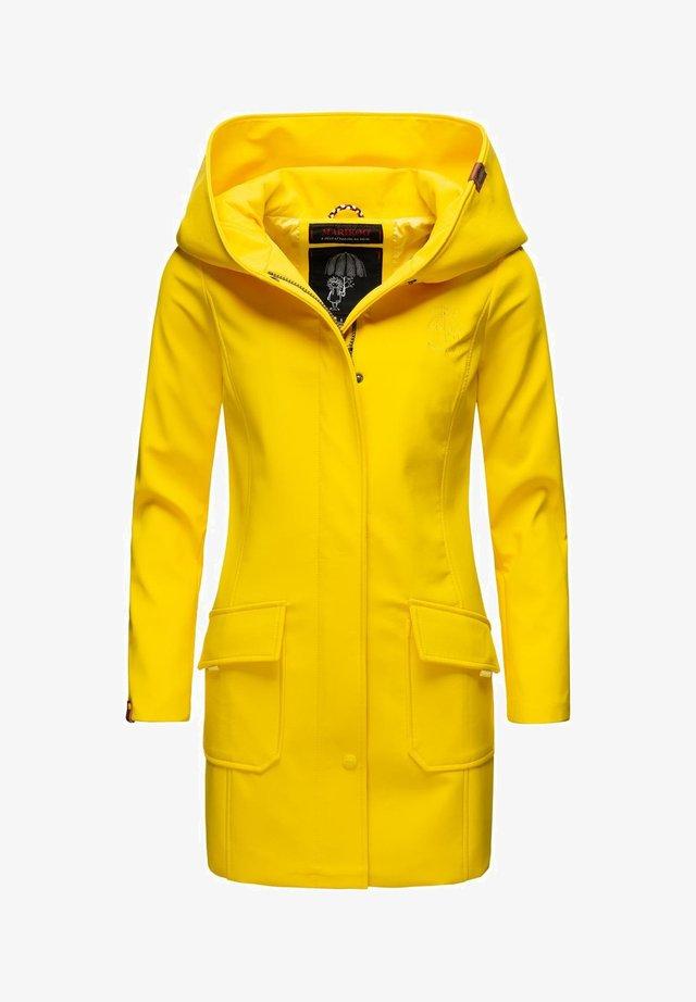 MAYLEEN - Winter coat - dark yellow
