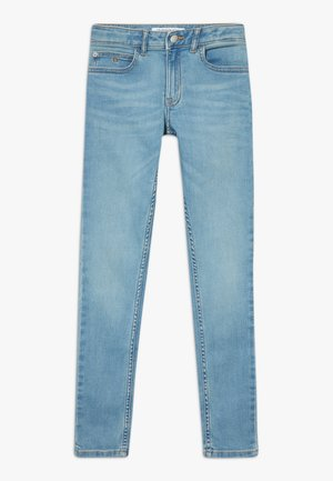 SKINNY PASS  - Vaqueros pitillo - blue denim