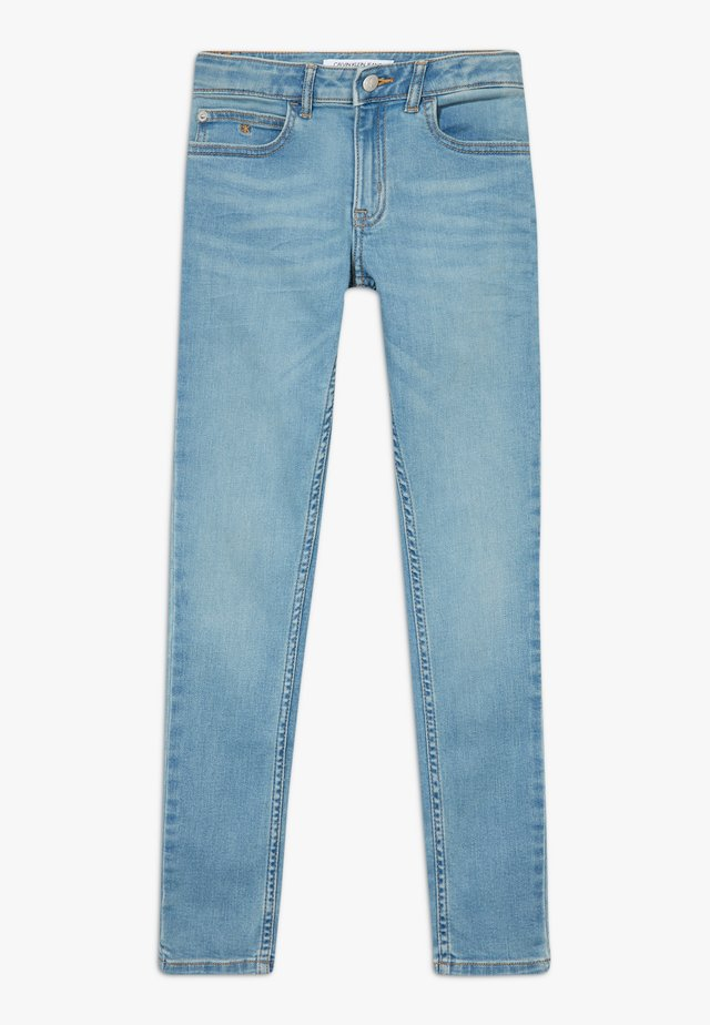 SKINNY PASS  - Jeans Skinny Fit - blue denim