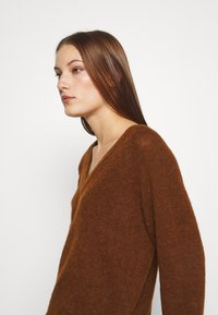 Selected Femme - Jumper - bordeaux - 4