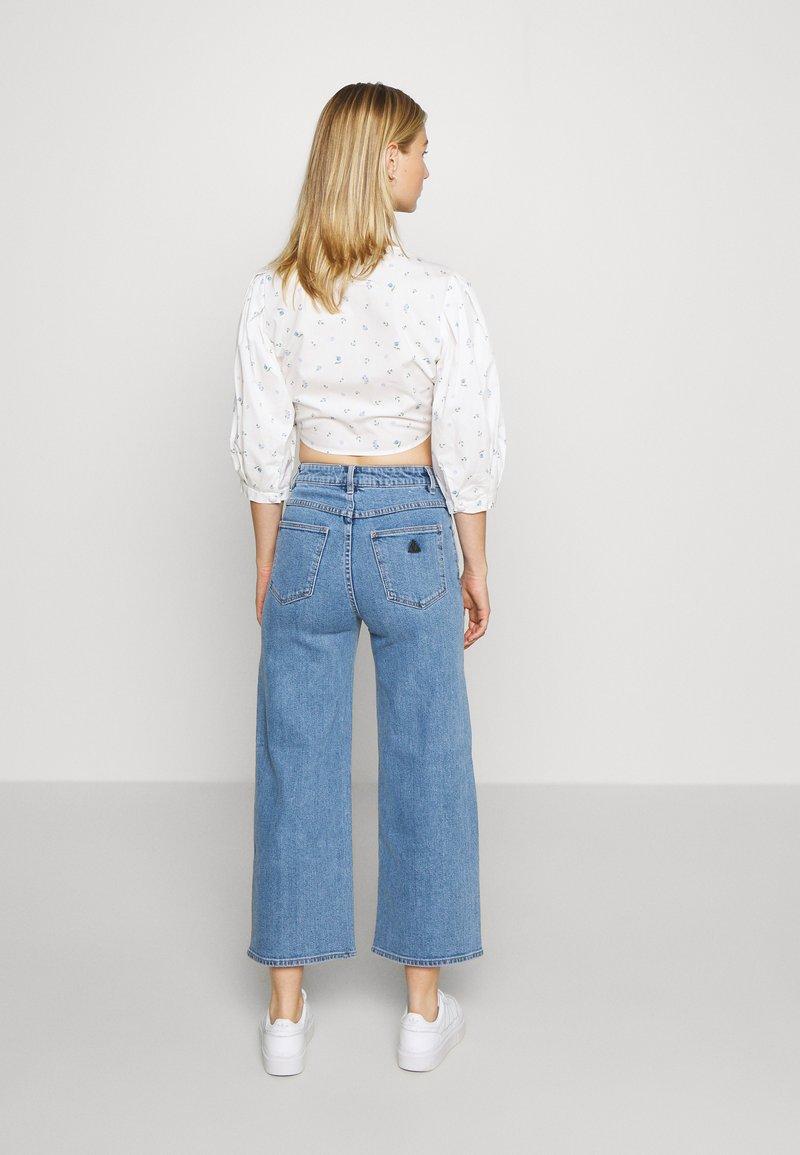 Abrand Jeans - STREET ALINE - Straight leg jeans - georgia