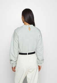 NA-KD - BODY - Sweatshirt - dusty green - 2