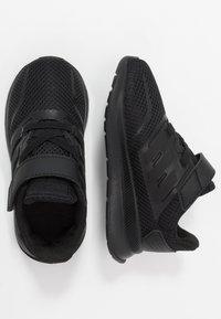 adidas Performance - RUNFALCON I UNISEX - Zapatillas de running neutras - core black - 0