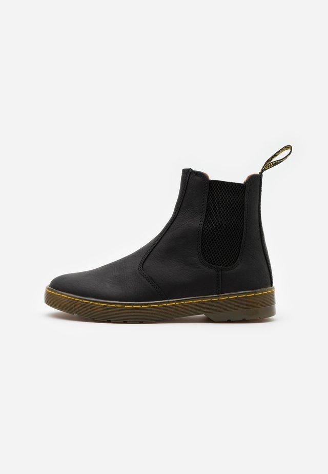HARREMA - Classic ankle boots - black wyoming