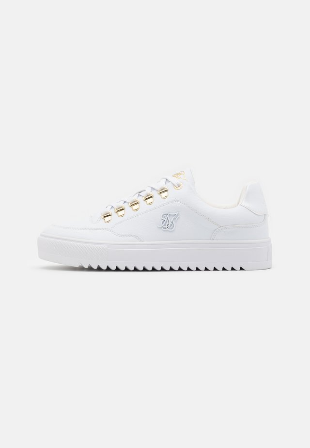 GRAVITY - Sneakers laag - white