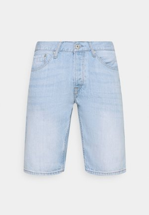 HARROW - Farkkushortsit - blue denim