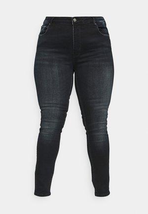 CARCARMA LIFE - Skinny džíny - black