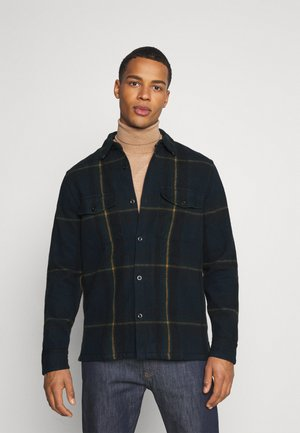 PLAID - Shirt - navy