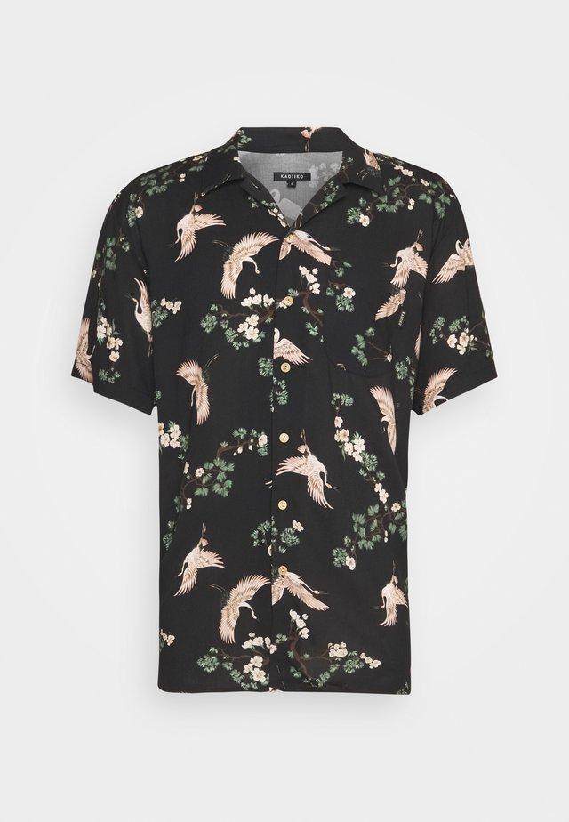KYOTO - Shirt - black