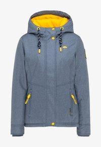 Schmuddelwedda - Winter jacket - marine melange - 4