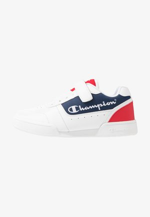 LEGACY LOW CUT SHOE COURT - Zapatillas de entrenamiento - white