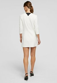 KARL LAGERFELD - Shirt dress - off white