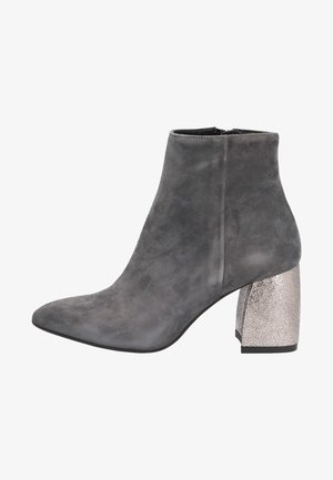Classic ankle boots - piombo