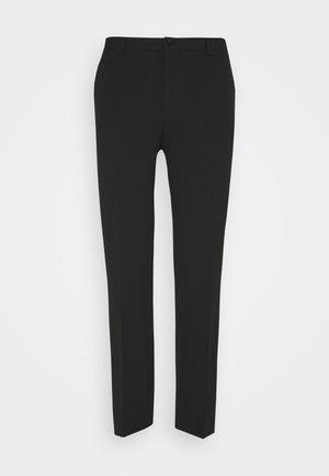 VESTFOLD TROUSER - Pantalon classique - black