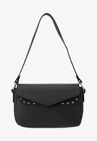 Missguided - STUD DETAIL SHOULDER BAG - Handbag - black - 5
