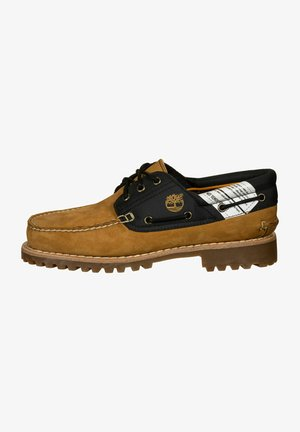 Authentics - Boat shoes - brown