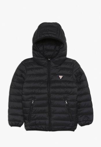 Winter jacket - jet black