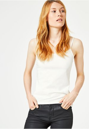 ROM  - Top - off white