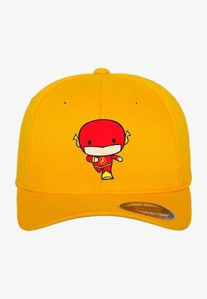 Cap - gold - coloured
