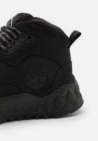 Timberland - SOLAR WAVE MID - Sneakers hoog - blackout - 5
