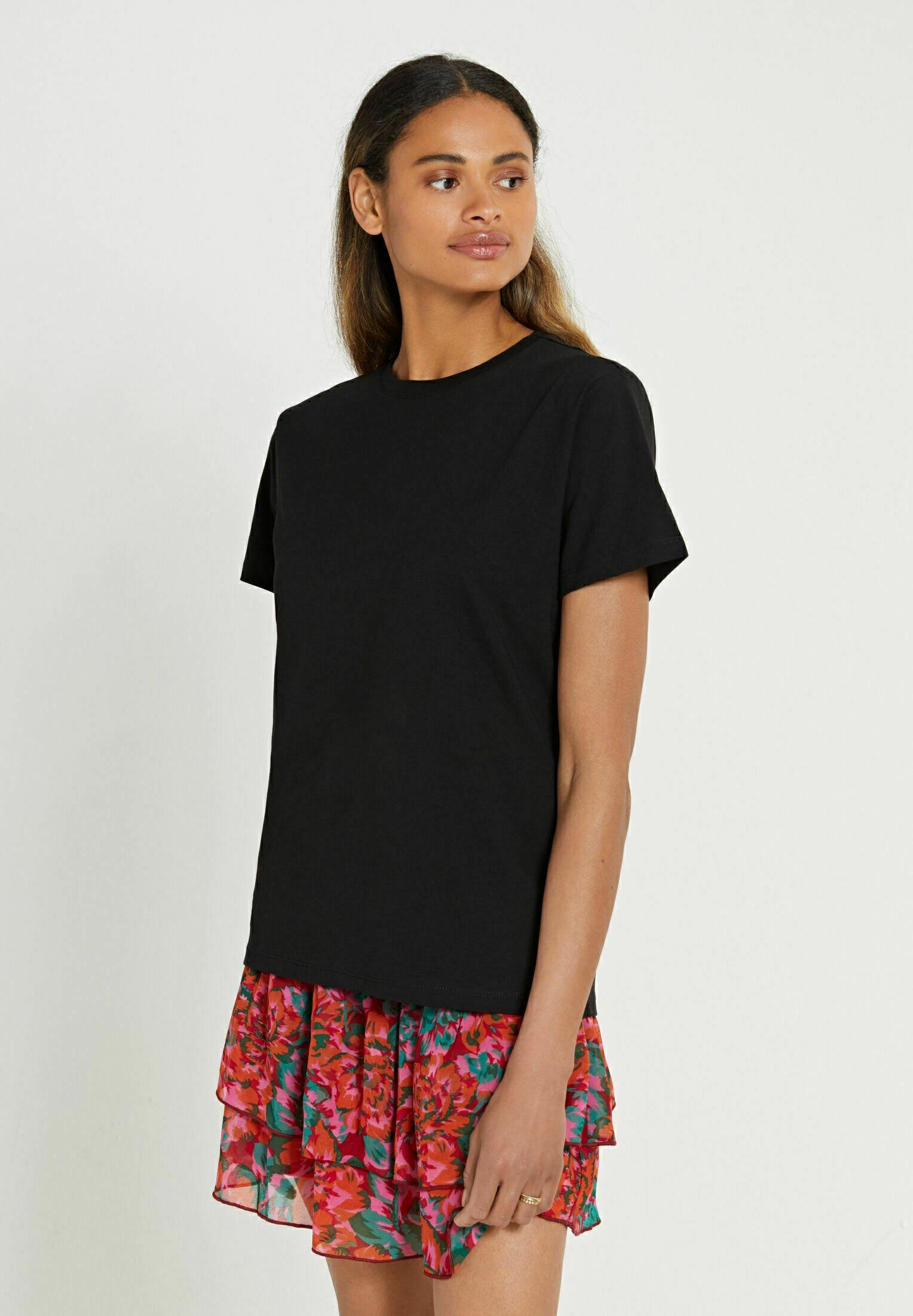 Damen TARIFA SOLID - T-Shirt print