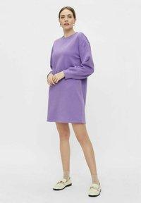 Pieces - Day dress - dahlia purple - 1