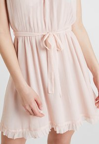 Abercrombie & Fitch - DRESS - Cocktail dress / Party dress - pink - 4