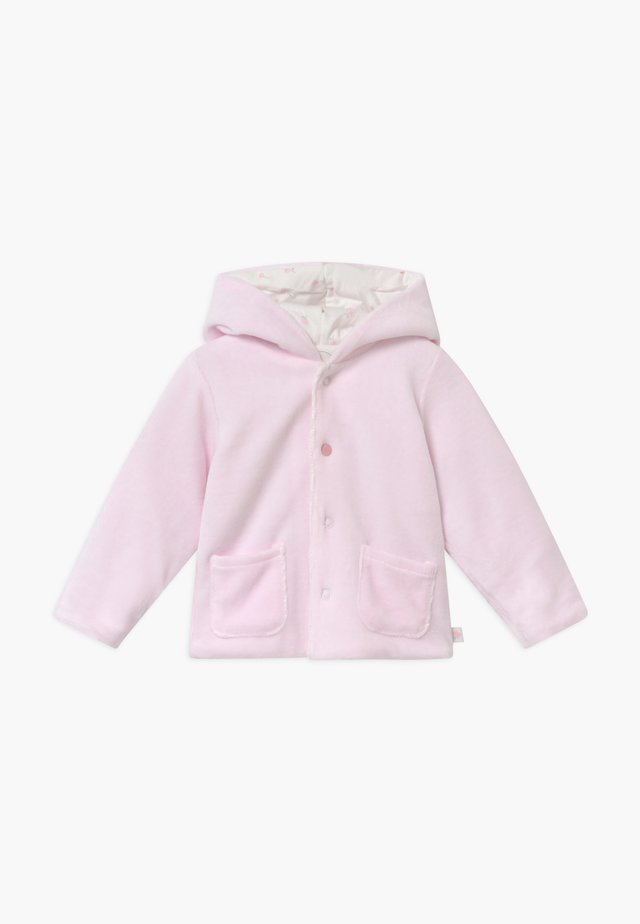 MANTEAU - Winterjas - rose