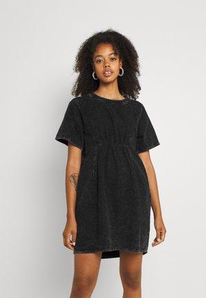 NMRITA CASUAL DRESS - Day dress - black