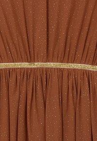 The New - ANNA RACHEL - Koktejlové šaty/ šaty na párty - mocha bisque - 3