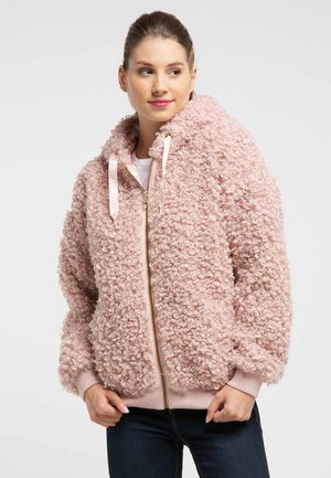 Winter jacket - light pink