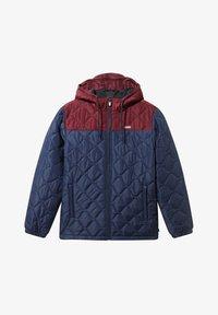 Vans - MN WOODCREST II - Winter jacket - dress blues-port royale - 4