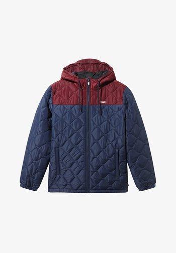 MN WOODCREST II - Winter jacket - dress blues-port royale