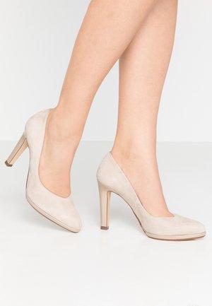 HERDI - High heels - sand