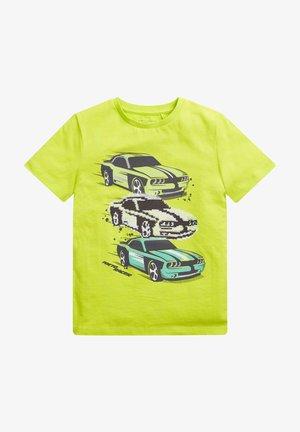 FLIPPY  - Print T-shirt - light green