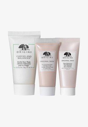 PORE REFINING SET - Skincare set - -