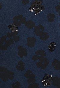 Esprit - Maglietta a manica lunga - navy - 2