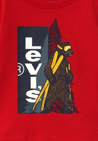 Levi's® - GRAPHIC - T-shirt à manches longues - red - 2