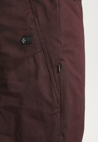 Black Diamond - NOTION PANTS - Tygbyxor - port - 4