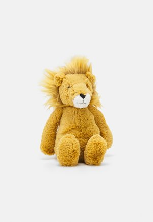 BASHFUL LION MEDIUM UNISEX - Pehmolelu - yellow