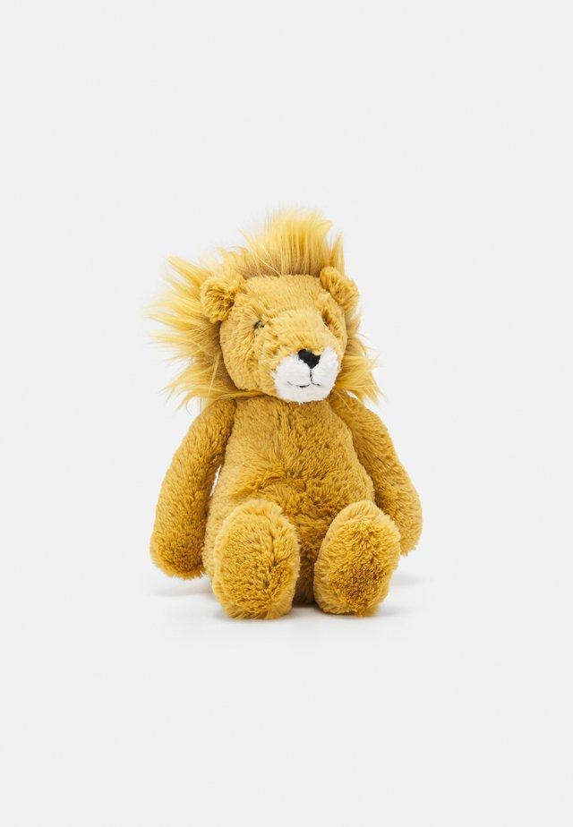 BASHFUL LION MEDIUM UNISEX - Knuffel - yellow