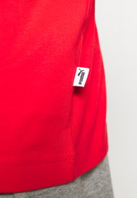 Puma - CELEBRATION COLOUR BLOCK TEE - T-shirt imprimé - peacoat - 5