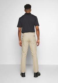adidas Golf - ULTIMATE PANT - Kalhoty - raw gold - 2
