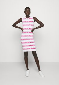 Love Moschino - Jumper dress - optical white - 0