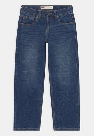 STAY LOOSE TAPER FIT - Džíny Relaxed Fit - blue denim