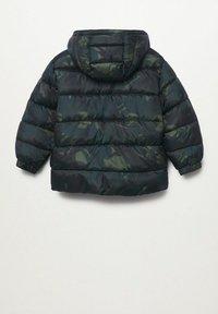 Mango - AMERICA - Winter coat - kaki - 1