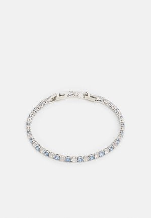 TENNIS BRACELET - Náramek - silver-coloured/fancy blue