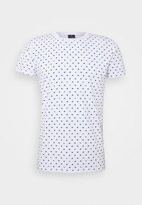 ALLOVER PRINTED TEE - Print T-shirt - combo