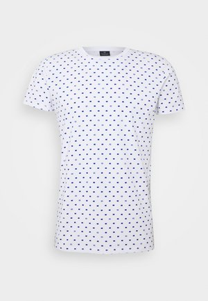 ALLOVER PRINTED TEE - Print T-shirt - combo
